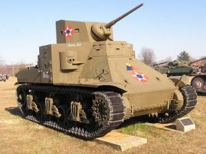 История танкостроения США