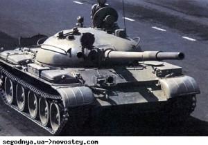 История создания Т-55