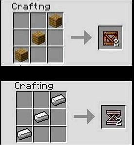 Как сделать рамка minecraft