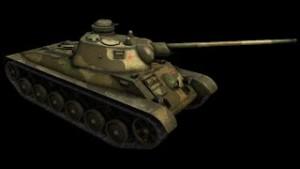 Средний танк А-43