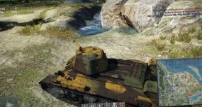 Американские танки в War Thunder. Яростные бои
