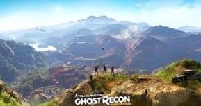 Анонс Ghost Recon: Wildlands – кооператив и горы кокаина. Ubisoft обещает изменить открытый мир