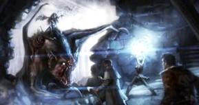 Анонс Shadow Realms: мочим демонов вместе с друзьями