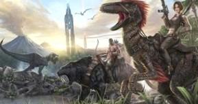 ARK: Survival Evolved - выживаем в Юрском периоде, регистрируемся на альфу