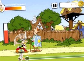 Asterix: MegaSlap: Обзор игры