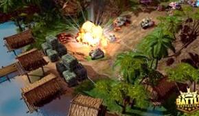 Battle Battalions – MOBA и RTS в мультяшной оболочке