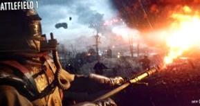 Battlefield 1: масштабный геймплей на 64 игрока и новые подробности
