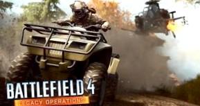 Battlefield 4: Legacy Operation – бесплатное дополнение для ностальгирующих по BF2