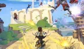 BattleSouls – динамичная инди-игрушка
