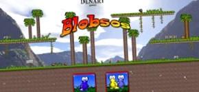 Blobsos - кооперативный платформер с пузыриками
