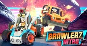 Brawlerz: Nitro - грядущая гоночная аркада про машинки