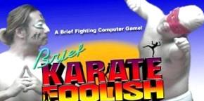 Brief Karate Foolish – зарождающийся вин тысячелетия