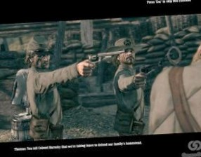 Call of Juarez: Bound in Blood: Обзор