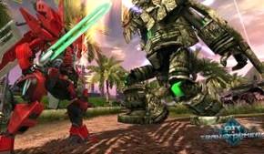 City of Transformers – кровопролитная война, сражения людей и роботов