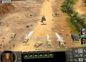 Codename Panzers, Phase Two: Прохождение игры