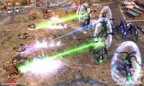 Command & Conquer 3: Tiberium Wars: Обзор игры