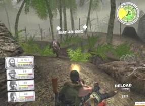 Conflict: Vietnam: Прохождение игры