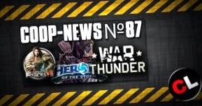 Coop-News #87 / «Холодная сталь» уже в War Thunder, возможный сиквел Bulletstorm, «Вечное противостояние» в Heroes of the Storm