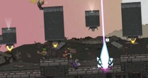 Crashnauts - адаптация Quake и Unreal Tournament в 2D [Превью]