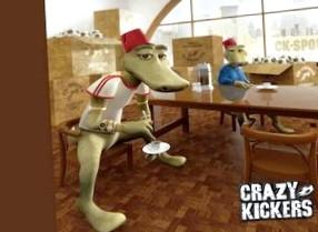 Crazy Kickers: Обзор игры