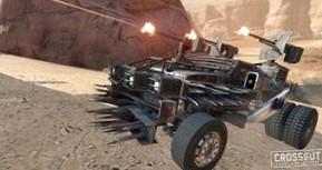 Crossout выходит в раннем доступе Steam с новым режимом и бронеавтомобилем