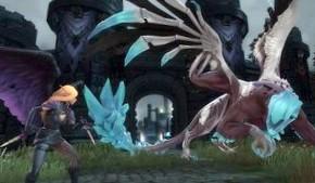 Crowfall – борьба за власть в разрушающихся мирах
