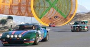 Cunning Stunts в GTA Online: мертвые петли и большие гонки