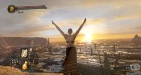 Dark Souls 2. Чужая душа — потемки.