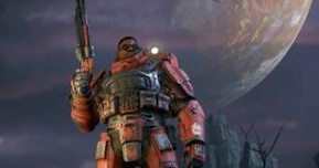 Демонстрация оружия нового персонажа Evolve