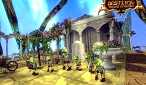 Destiny of Ancient Kingdoms – action MMORPG