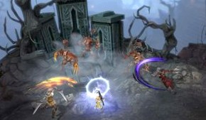 Devilian – action MMORPG с забавными персонажами