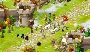 Дофус – пошаговая система боя и 200 уровней персонажа