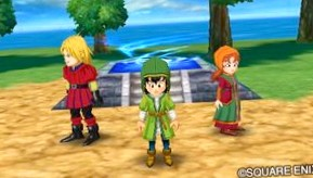 Dragon Quest VII: Fragments of the Forgotten Past: Обзор игры