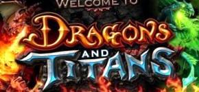 Dragons and Titans: Новая MOBA простирает крылья