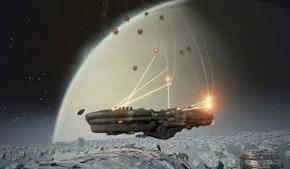 Dreadnought –  бои на огромных космических кораблях