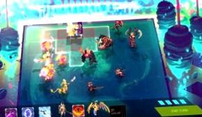 Duelyst – пиксели и аниме, быстрые бои, 6 фракций