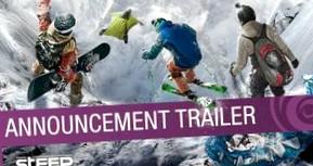 E3 2016: Анонс Steep – готовимся к Альпам вместе с друзьями