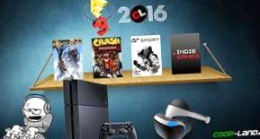 E3 2016: Расписание трансляций, анонсы игр
