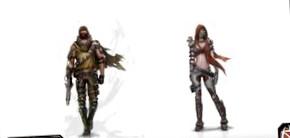 Fallen: A2P Protocol: сквозь Wasteland, Fallout и XCOM
