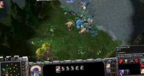 Фанатское переиздание WarCraft III и StarCraft II с видом от 3-го лица