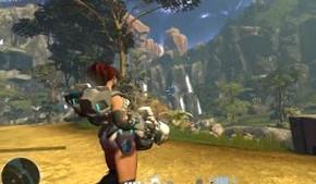 Firefall – командная игра, баланс классов, мощная линия ПВЕ