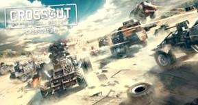 Gaijin анонсирует Crossout: бесплатный экшен с бронемобилями
