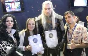 GameGuru Awards «Игромир 2014»