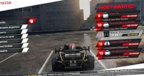Геймплейный ролик NFS Most Wanted + новые факты об игре