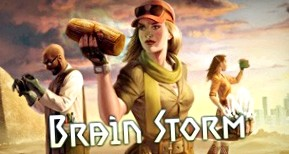Genia: Brain Storm