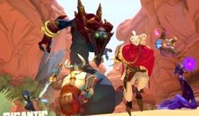 Gigantic – МОБА игра с яркой мультяшной графикой