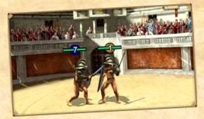 Гладиаторы – соберите отряд гладиаторов и управляйте им