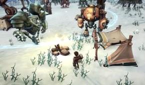 Goliath – ММОРПГ про роботов и выживание