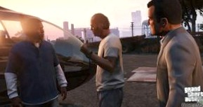Grand Theft Auto V. Превью.