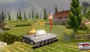 Ground War: Tanks – трехмерность и тематика Второй Мировой